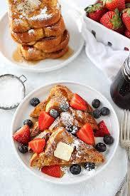 Pancakes or French Toast?