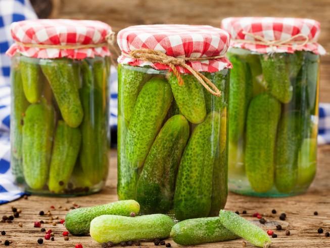 Do you like Pickled Cucumbers/Gherkins?