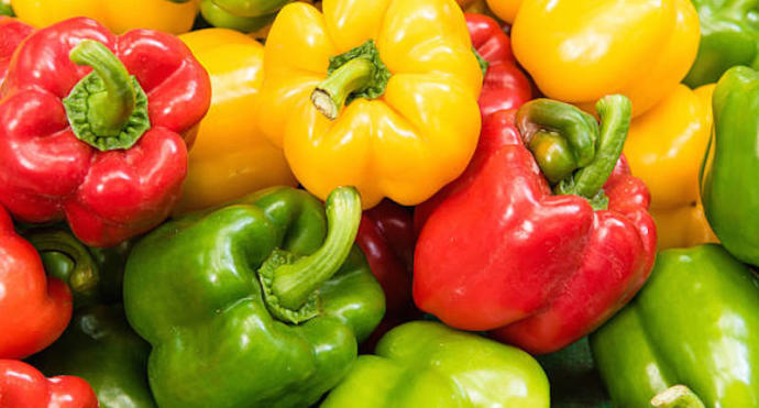 Do you like Capsicum/Bell Peppers?
