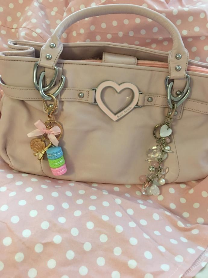 What does your purse/handbag look like?
