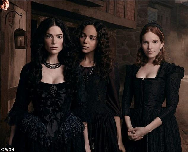 Why Are Witches In Movies/Series Portrayed With Black Or Orange Hair?