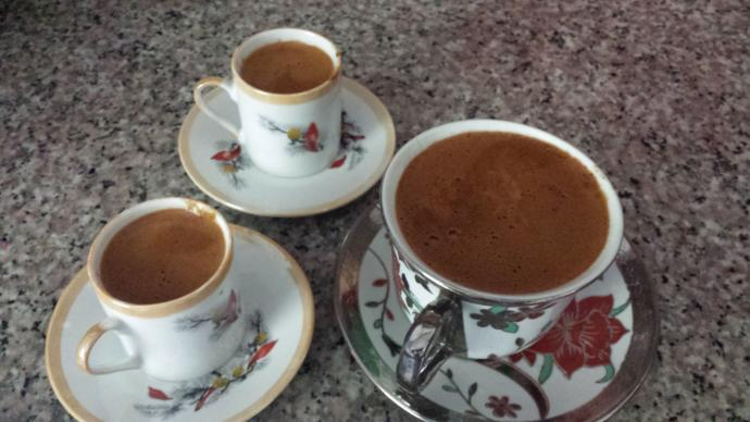 Have you ever drink Turkish coffee?