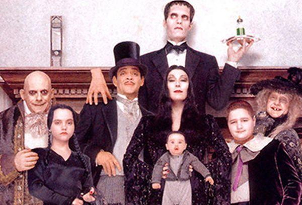 Are the Addams family humans?