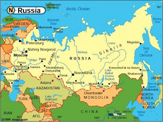 How do you feel about Russia?