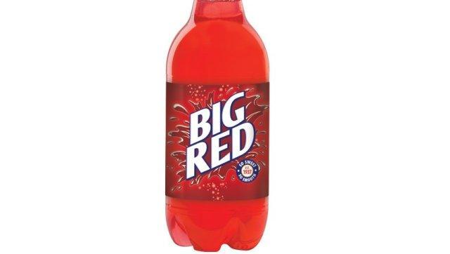 Favorite bright colored soda?