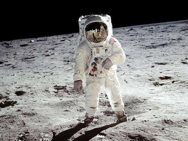 Is the moon landing mankind's greatest feat to date?