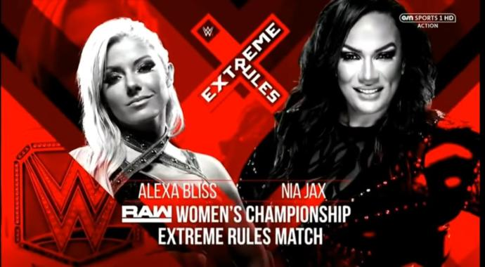 How Good Was The Nia Jax Vs Alexa Bliss Championship Match At Extreme Rules?
