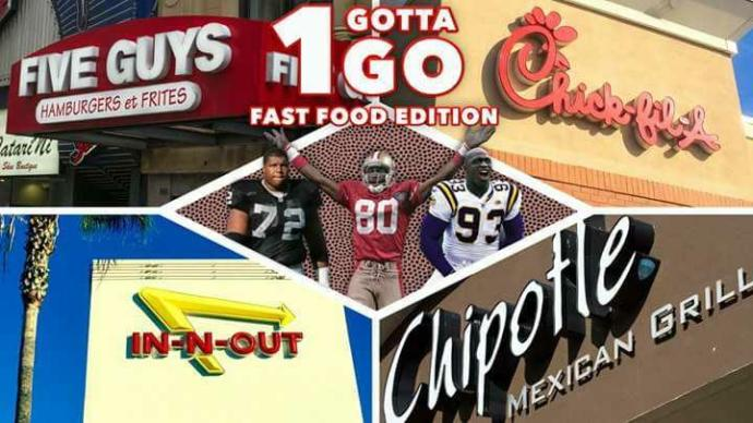 Which one of these fast food chains gotta go and why?
