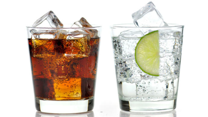 Crushed or Cubed: Do you prefer ice cubes , or crushed ice in your drinks?