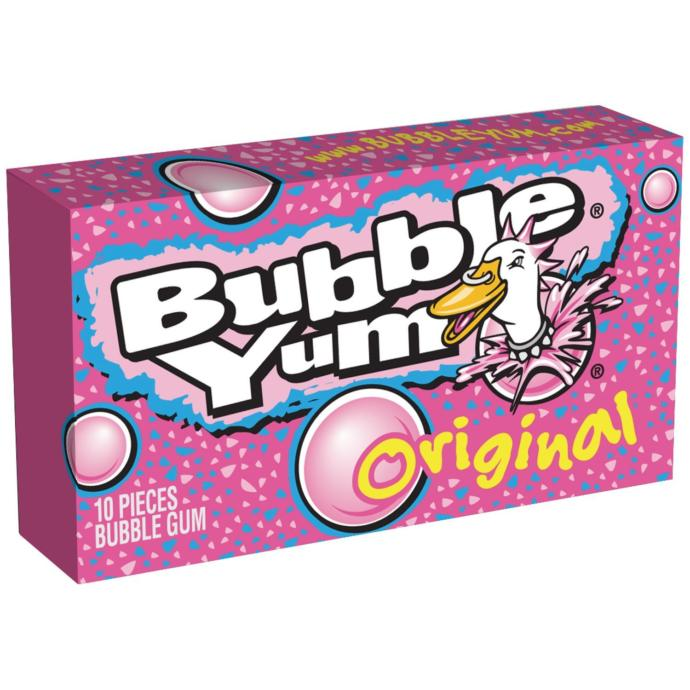 Which flavor of bubblegum do you like the best?