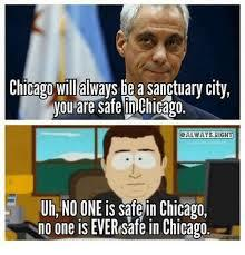 Why do Sanctuary cities have such high crime rates?