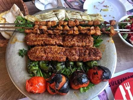 Would you like try taste kebap?