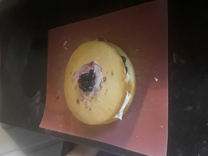 What do you think of my cake?