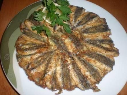 Would you like try taste hamsi tava?
