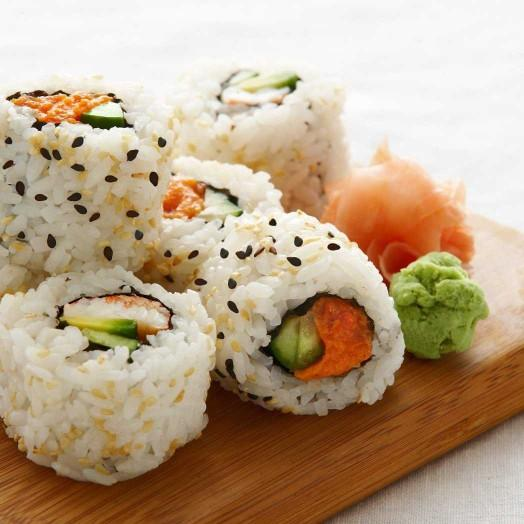 The perfect sushi rice?