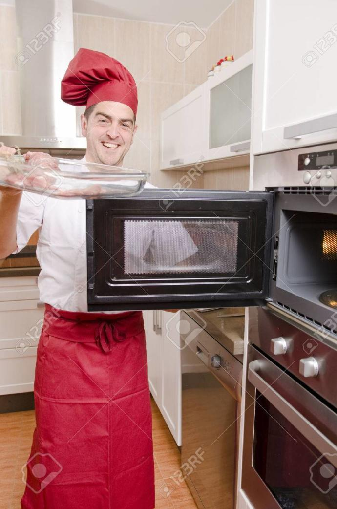 Is microwaving a skill, or not?
