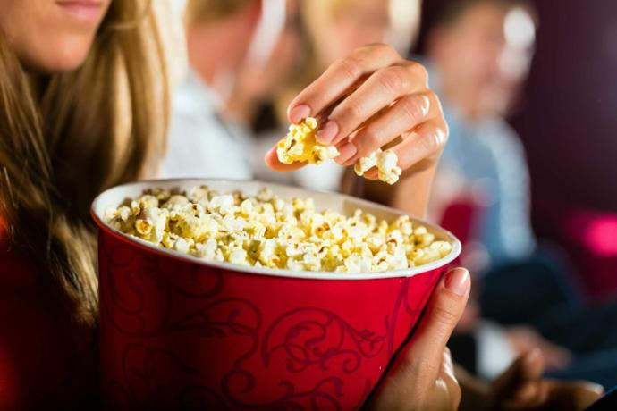 Why is movie theater popcorn so darn expensive still?