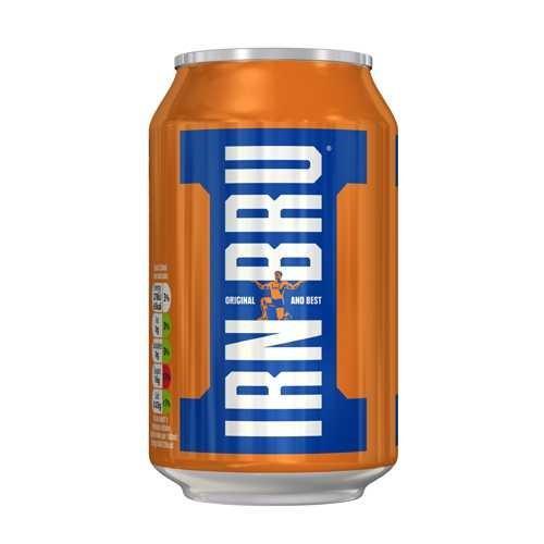 Has anyone outside of Scotland heard of/tried Irn-Bru?