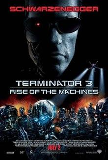 Which movie from the Terminator franchise is your favorite, and why?