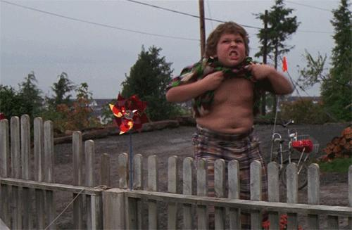 Have YOU seen the movie 'The Goonies'?