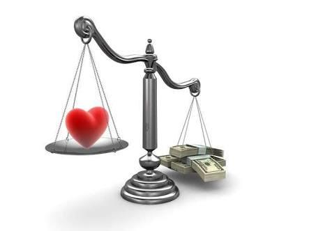 Would you choose a better financial future or love💶💗?