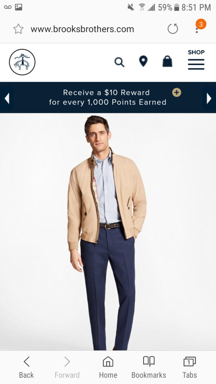 Does thou like this jacket?