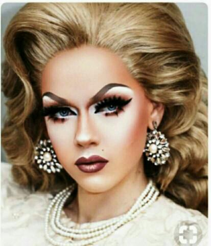 Women's makeup vs. Drag Queens makeup?