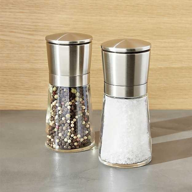 Salt Or Pepper To Finish Your Favorite Meal?