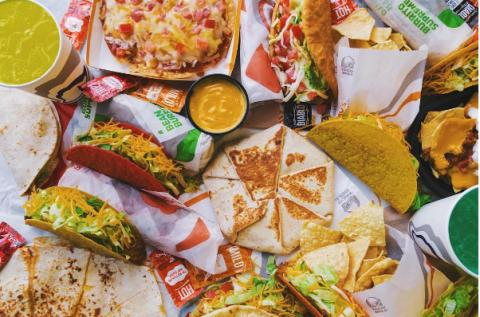 Let's all rate Taco Bell. Your rating?