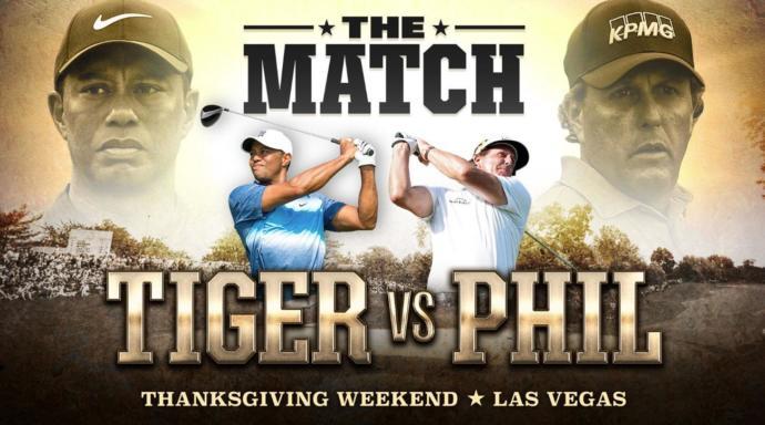 TIGER vs PHIL: Who's gonna win?