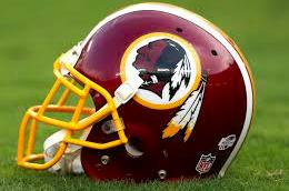 What do you guys think about the washington redskins and/ or cleveland indians name and/or logo?