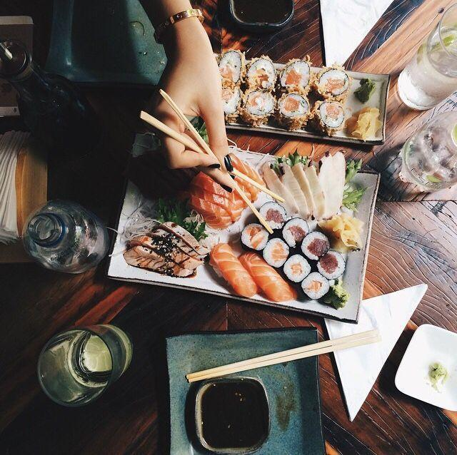 Thoughts on sushi?