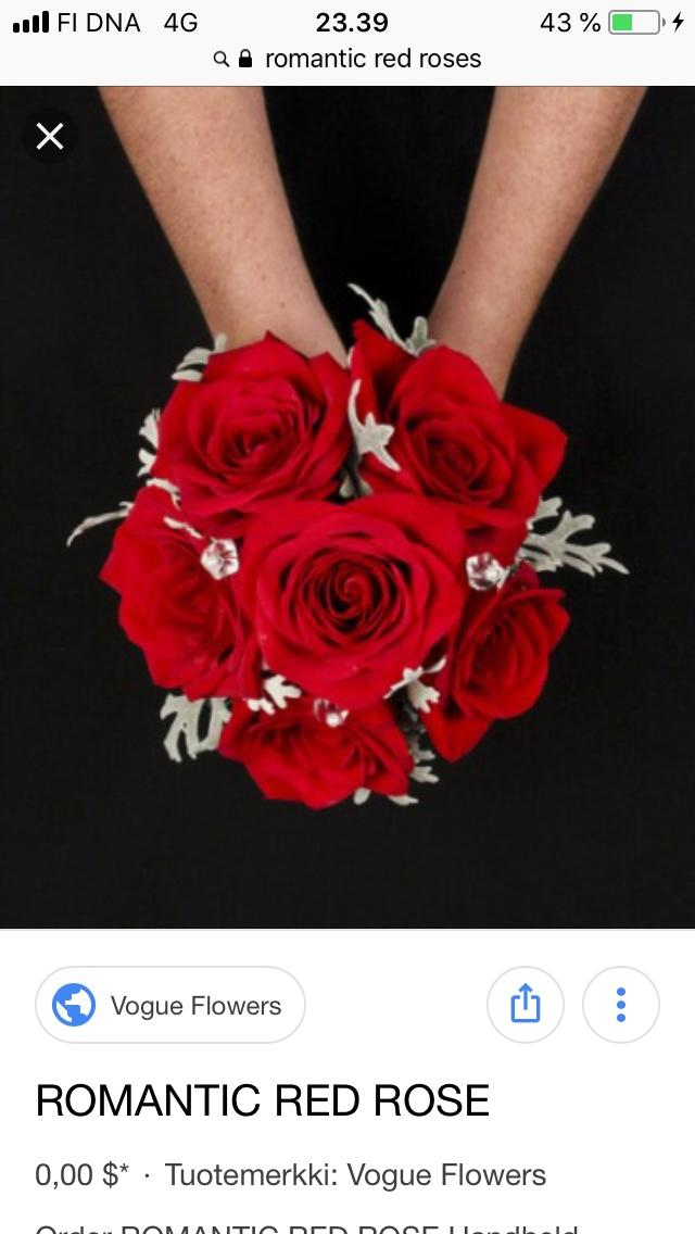 Does guys like to get roses/flowers too?
