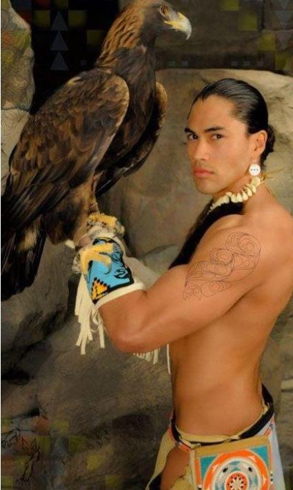 Girls what do you think about Native American men?