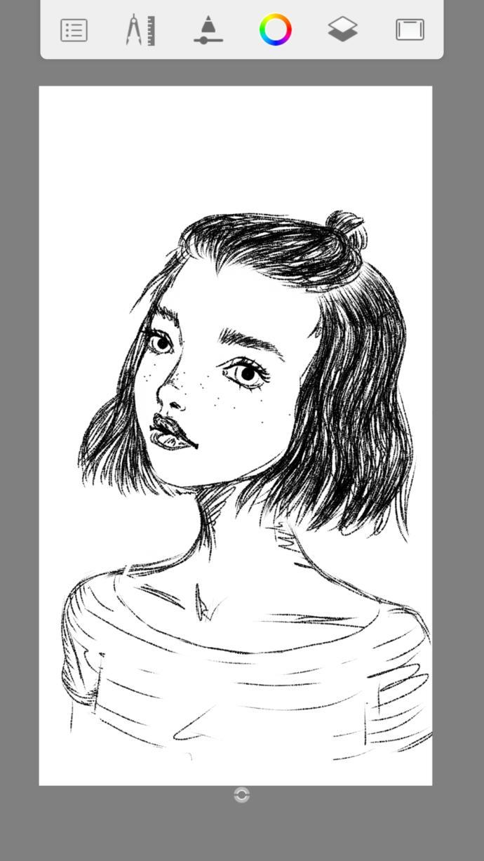 Do you like my sketch?