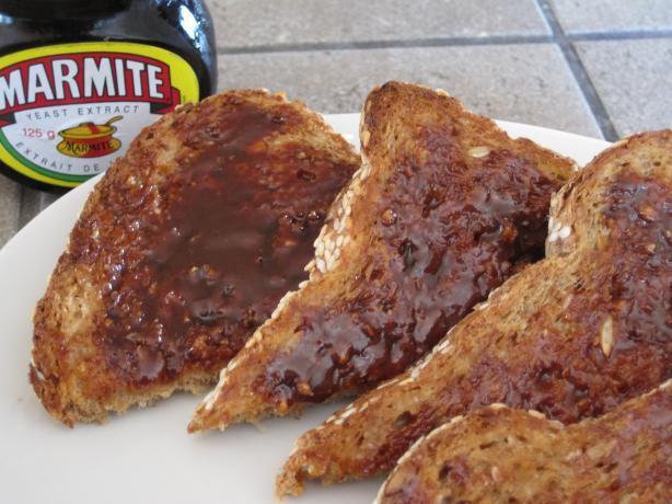 Do you like Marmite?