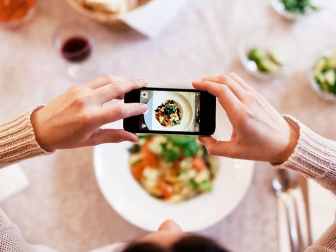 What do you think about people who Instagram their food?