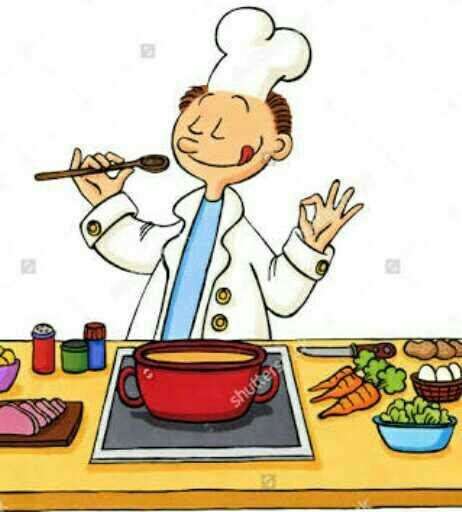 Do you cook anything?