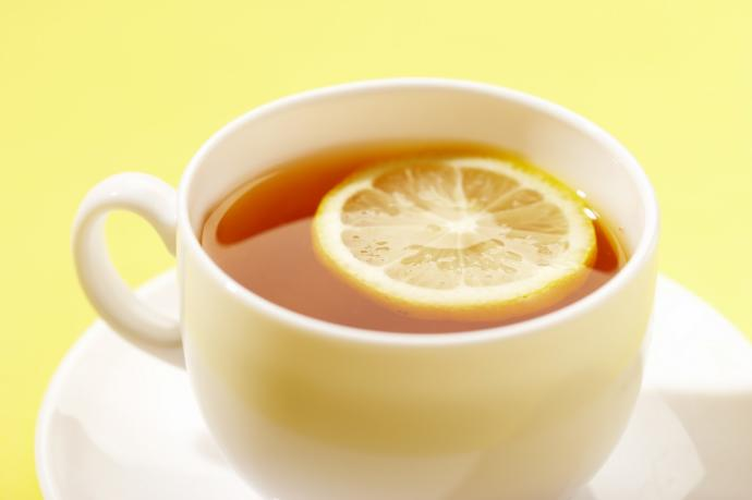 Goys and girls, did you ever fuck up a perfect kettle of tea by adding in crazy shit like lemon slices?