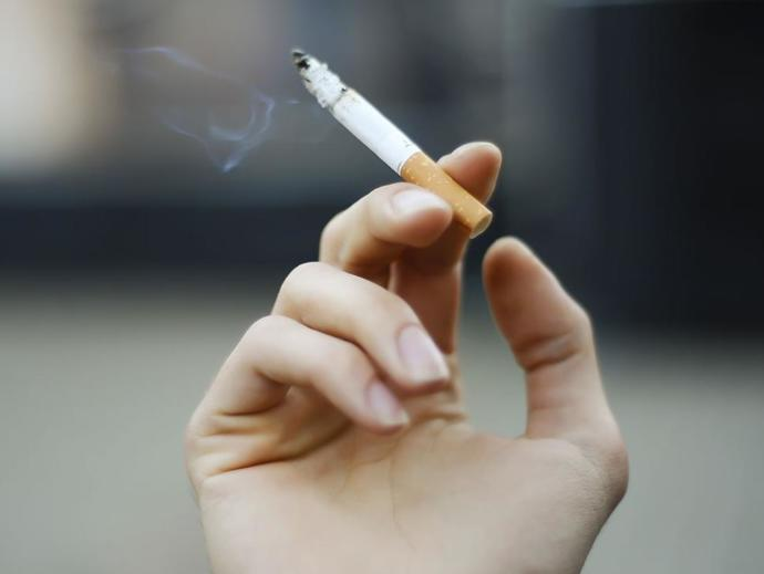 Would you rather be with a person: who smokes cigarettes or drinks alcohol or who smokes weed?