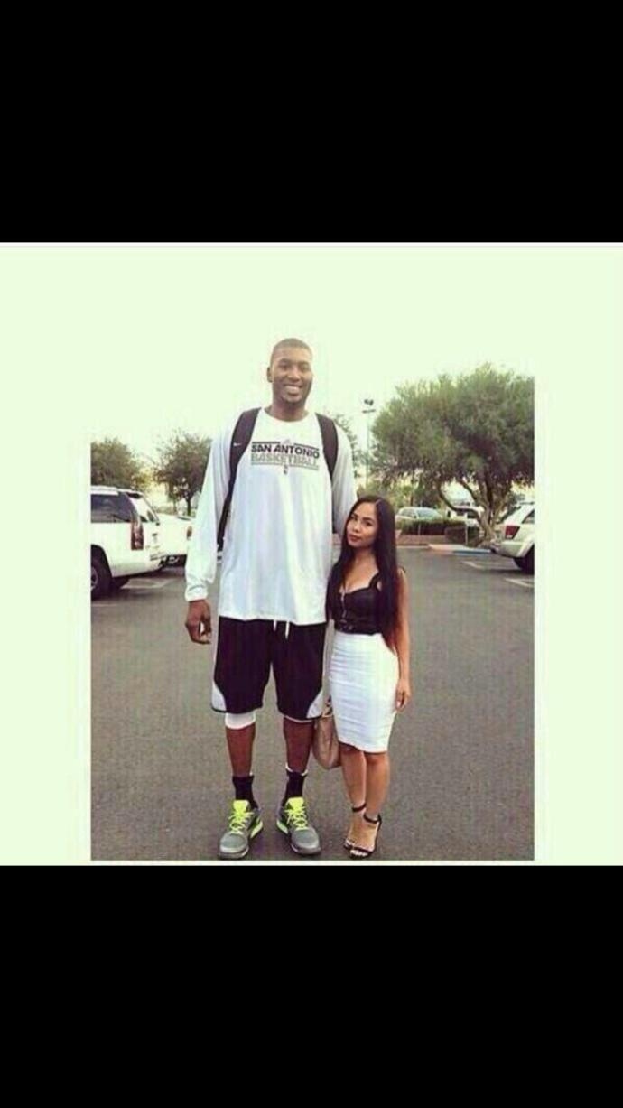 Do you think that a tall guy Dating a Short girl is weird?