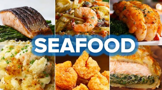 What's Your Favorite Seafood?
