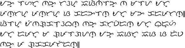 What language/langues do you think has the best looking script/writing system?