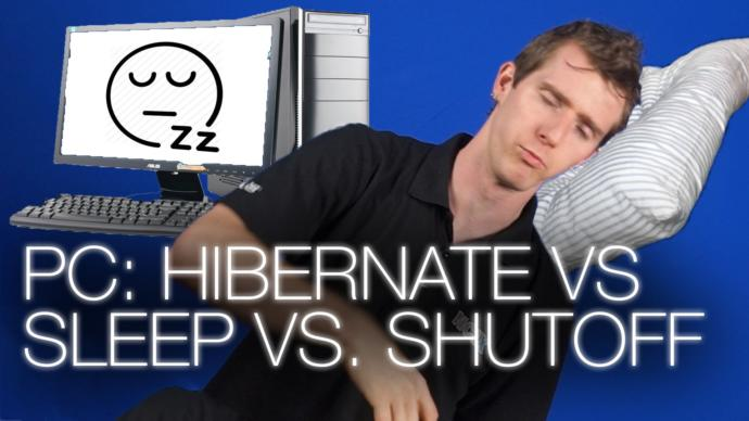 Do you mostly turn your computer off or put it on sleep mode?