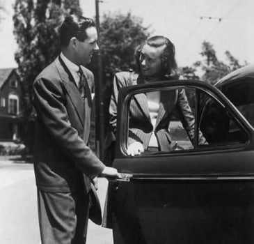 Should you get the car door for your date?