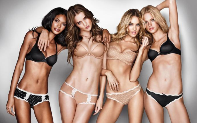 Guys, would you want to date a Victoria's Secret model?