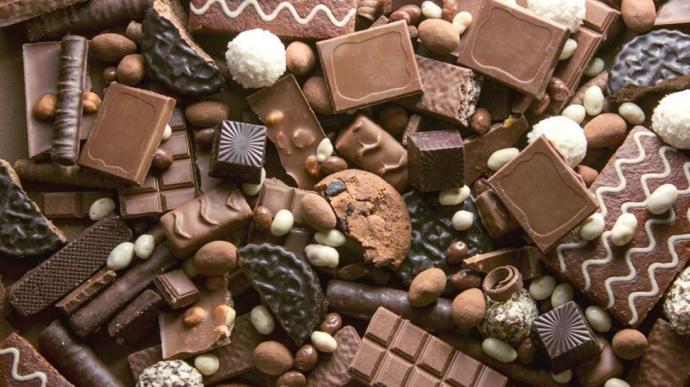 Chocolate, lollies or gum?