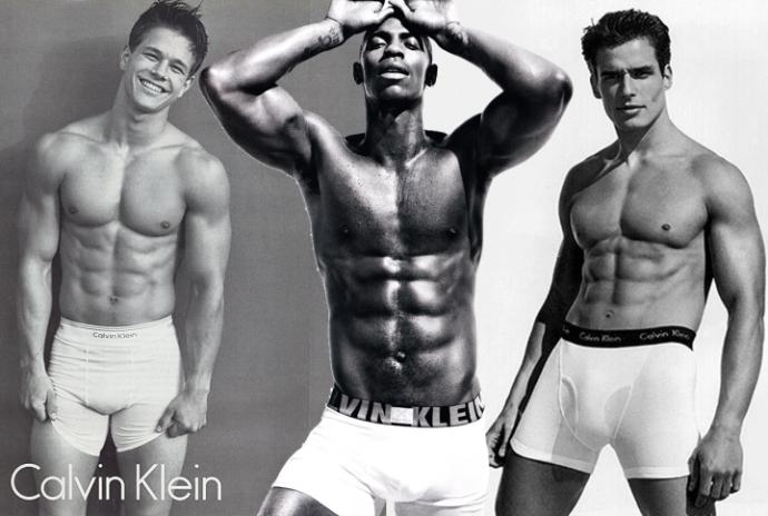 Girls would you date a Calvin Klein model if given a chance?