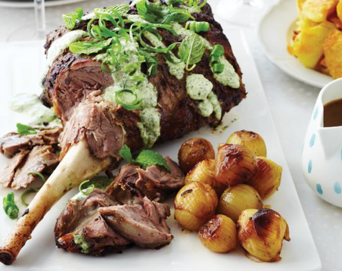 Do you like roast lamb?