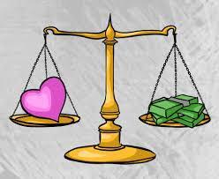 Is financial stability or compatibility more important?